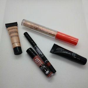 Brand Name Makeup Minis Bundle of 5